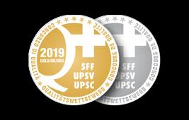 Qualitaetswettbewerb Gold Silber 2019